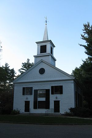 Dover, Massachusetts - The Dover Church