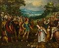 The Encounter of David and Abigail attributed to Hans Rottenhammer Bonnefantenmuseum.jpg
