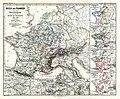 The Frankish kingdom under the Merovingians up to the time of Charlemagne 486-768 (Spruner-Menke).jpg