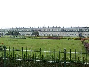 Nizamat Imambara - Image: The Imambara at Hazarduary Palace