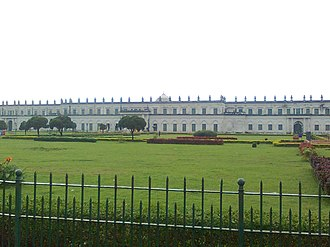 Nizamat Imambara - Image: The Imambara at Hazarduary Palace