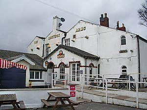 Lostock, Bolton - Image: The Lostock Arms, Lostock geograph.org.uk 707825