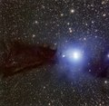 The Lupus 3 dark cloud and associated hot young stars (eso1303a).tif