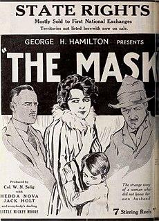 <i>The Mask</i> (1921 film) 1921 film