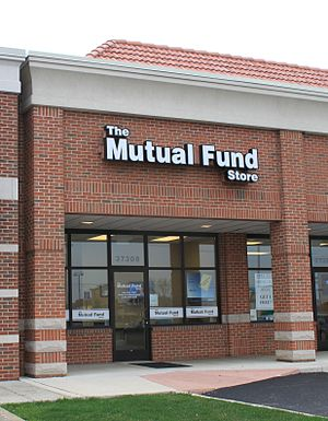 The Mutual Fund Store office, 37308 Six Mile Road, Livonia, Michigan
