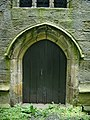 The Parish of the Holy Trinity, Bolton-le-Sands, Doorway - geograph.org.uk - 835548.jpg
