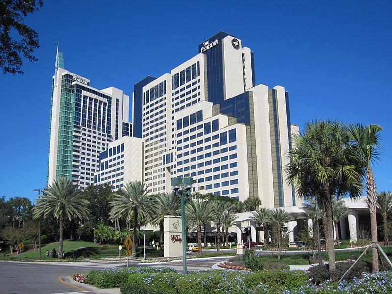 Hotéis na Internacional Drive em Orlando