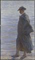 The Poet. Verner von Heidenstam, Author (J.A.G. Acke (eg. Johan Axel Gustaf Andersson)) - Nationalmuseum - 18778.tif