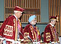 The Prime Minister, Dr. Manmohan Singh at the 5th Convocation of the Sher-e-Kashmir University of Agriculture Sciences and Technology of Kashmir, in Srinagar, Jammu & Kashmir on June 07, 2010.jpg