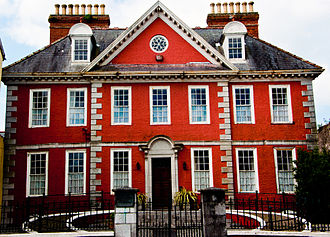 Youghal - The Red House