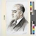 The Rt Hon Sir David Maxwell Fyfe, KC, Nuremberg, 1946 (Art. IWM ART LD 5864).jpg