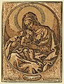 The Virgin and Child - Bart. Coriolanus Fecit. Bononiae anno 1630. LCCN2008678755.jpg