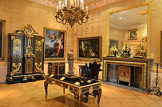 Wallace Collection - Billiard Room