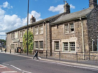Pool-in-Wharfedale - Image: The White Hart, Pool in Wharfedale