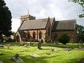 The church of St Mary Magdalene, Albrighton - geograph.org.uk - 1414792.jpg