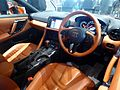 The interior of Nissan GT-R Premium Edition 2017 year model at Nissan Global Headquarters Gallery.jpg