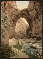 The natural arch, Constantine, Algeria-LCCN2001697865.tif