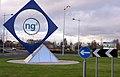The ng2 sign - geograph.org.uk - 626469.jpg