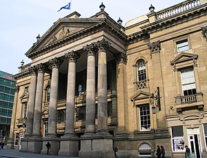 John and Benjamin Green - Theatre Royal on Grey Street, Newcastle