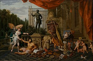 Theodoor Boeyermans - Allegory of the City of Antwerp