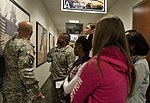 Third Army-ARCENT welcomes Lakewood High School students 130226-A-YZ944-004.jpg