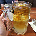 This is the largest Arnold Palmer I have ever been served in my life so far. (15362693982).jpg