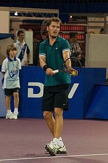 Thomas Enqvist Swedish tennis player