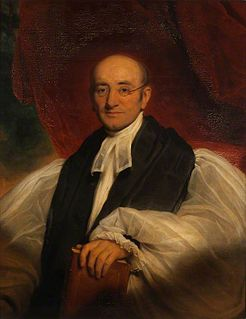 Thomas Vowler Short Church of England bishop