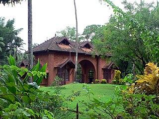 Thunchan Parambu, Tirur Village in Kerala, India