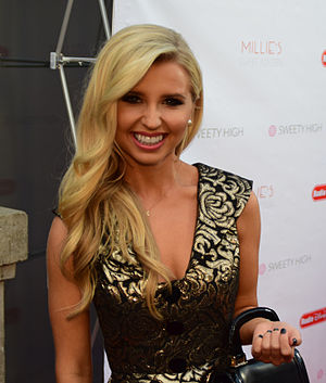 Tiffany Houghton - Houghton in June 2015