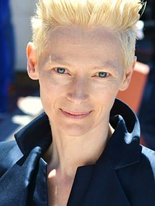 Tilda Swinton Cannes 2013.JPG