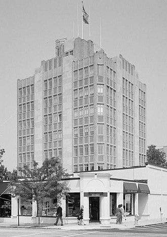 Suburban Square - The Times-Medical Building, Suburban Square