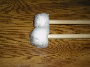 Percussion mallet - Timpani Mallets