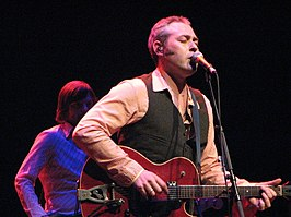 Tindersticks in 2008.
