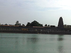 Thiruevvul - Temple tanks