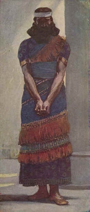Haggai - Haggai (watercolor circa 1896–1902 by James Tissot)