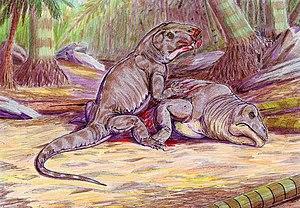1938 in paleontology - Titanophoneus