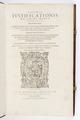 Titelblad till bibel från 1582 - Skoklosters slott - 93189.tif