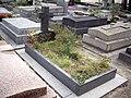 Tombe Abel Gance, Cimetière d'Auteuil, Paris.jpg
