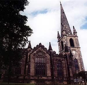 Top Church. - geograph.org.uk - 27946