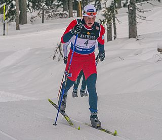 Tore Ruud Hofstad Norwegian cross-country skier