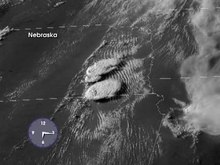 Archivo:Tornadoes Spawn near Deshler, Nebraska.ogv