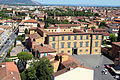 Torre di pisa, vista 05 palazzo arcivescovile.JPG