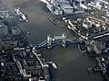 Tower Bridge from the air (geograph 6077055).jpg