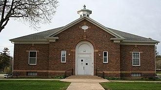 Oronoco, Minnesota - Oronoco Town Hall