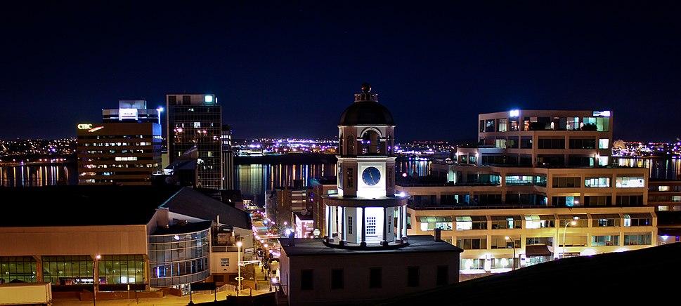 Town Clock, Halifax, NS, May 2012