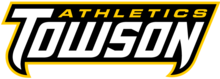 Towson Athletics wordmark.png