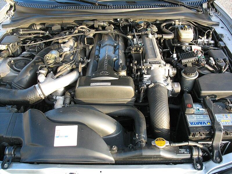 http://upload.wikimedia.org/wikipedia/commons/thumb/c/c3/Toyota_Supra_MKIV_Motorraum.JPG/800px-Toyota_Supra_MKIV_Motorraum.JPG