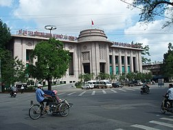 State Bank of Vietnam building in Hanoi