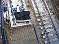 Track lowering, Gospel Oak to Barking line, Walthamstow (32753248225).jpg